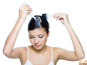 تفسير حلم صبغ الشعر للعزباء والمتزوجة
