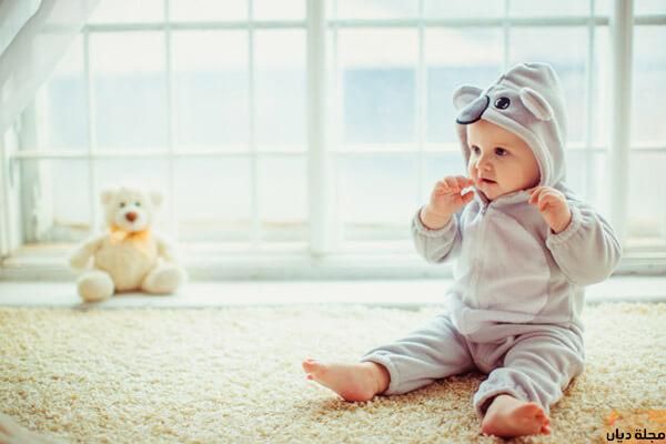 رؤية طفل رضيع في المنام للعزباء والمتزوجة