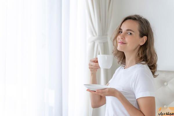 كيفية تحضير القهوة في رجيم الماء والقهوة
