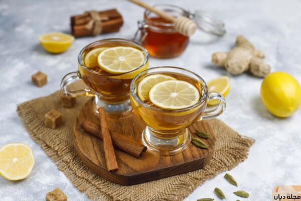 وصفات متنوعة لرجيم الماء والعسل